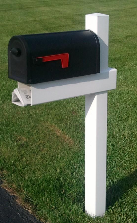 Handy Post Standard Handy Post Pvc Vinyl Mailbox Post