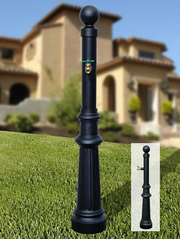 Buy Qualarc Outdoor Faucet Decorative Faucet Post