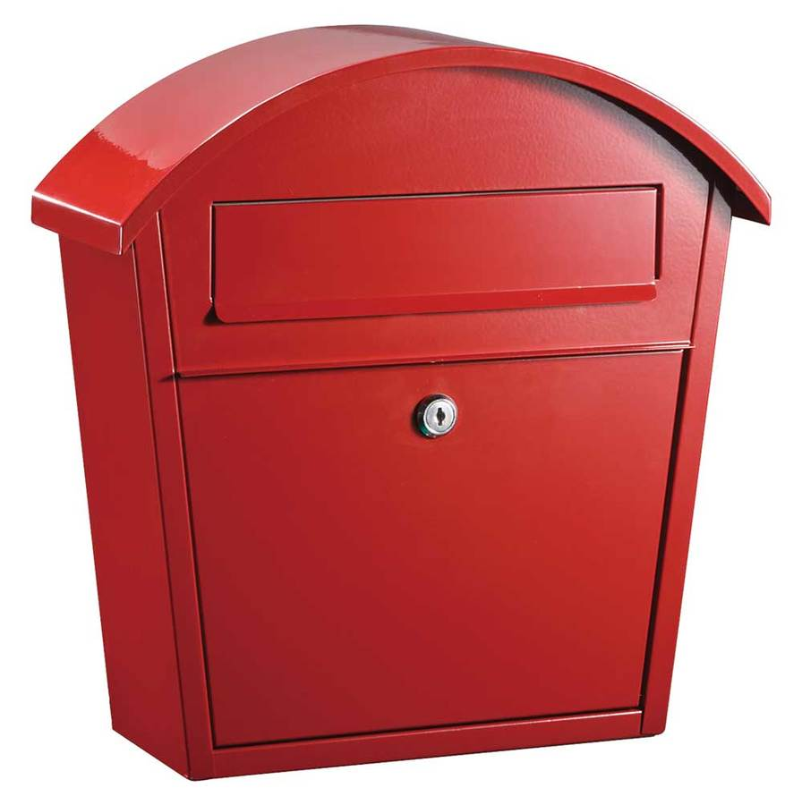 But Winfield Mailboxes Wallmount Mailboxes Retro