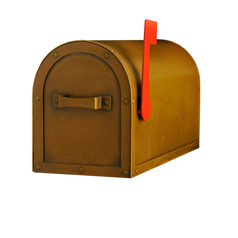 Buy america 39 s finest mailbopxes post mailboxes solid for Unique mailboxes to buy