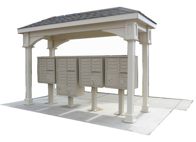 Buy Commercial Mailboxes Centralized Delivery Usps Approved Cluster Mailboxes Centralized