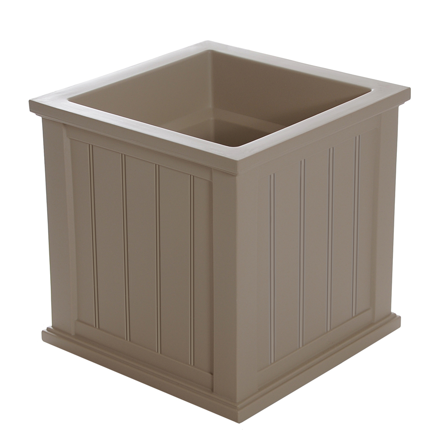 All Mayne Cape Cod Planters Mayne 20 Quot X 20 Quot Square Patio