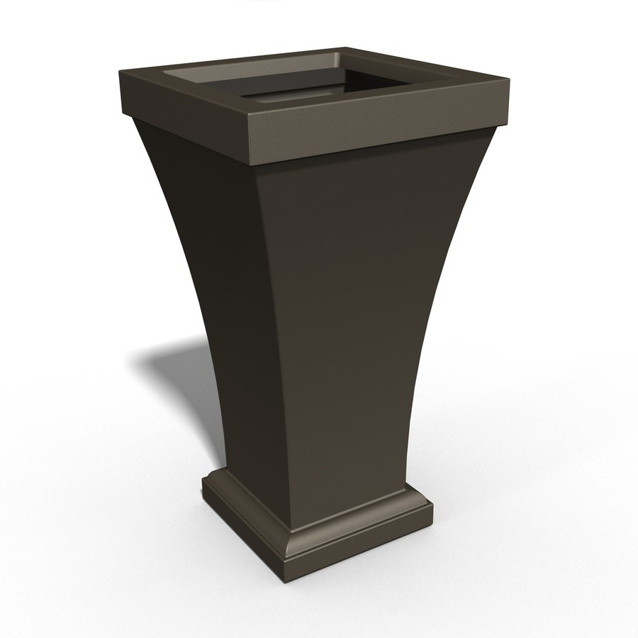 Buy Mayne Planters Tall Patio Planters Bordeaux Art