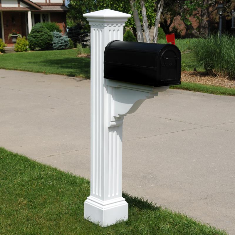 Postmaster Mailbox Post: All Mayne Manchester Mailbox Post PKG 5852/4850