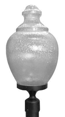 16 Quot Acorn Polycarbonate Globe Special Lite Acorn Globe