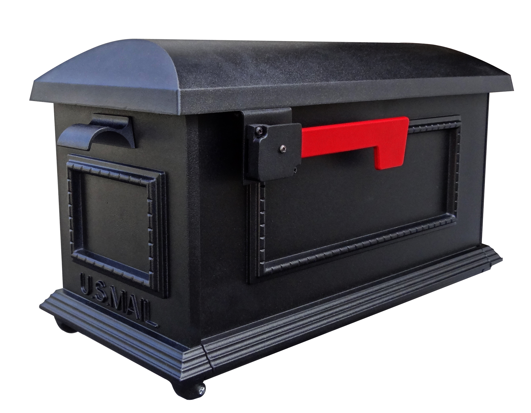 All Special Lite Traditional Curbside Mailbox Sct 1010