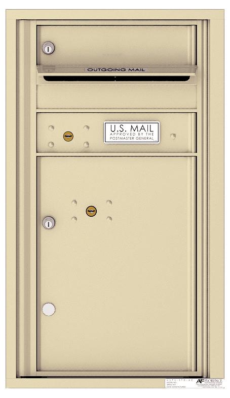 Buy 4c08s 01sd Florence Mfg 8 High 4c Horizontal Mailbox