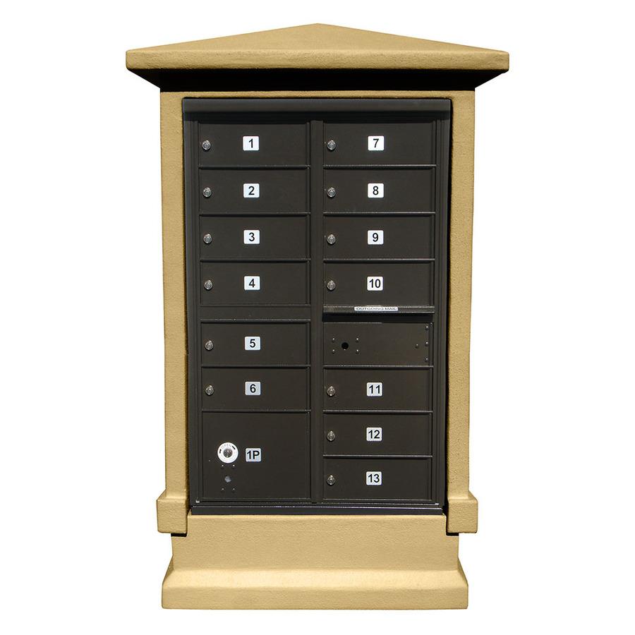 Buy Estateview Stucco Cbu Enclosures Cbu Mailbox Center